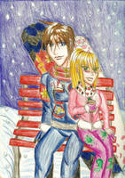 On this Christmas night by KumoriNinja08