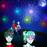 JN Firework Finale by KumoriNinja08