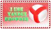 I use Yandex browser (Stamp) by Dasha-Ukrainian