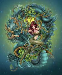 Pamela Lillian Isley by daxiong