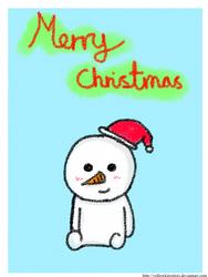 Merry Christmas by YellowKiiroitori