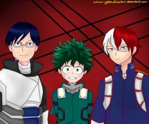 Hosu Heroes by YellowKiiroitori