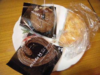 Mister Donut by Fuyuko7