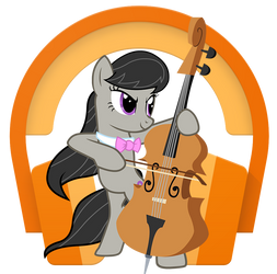 Google Play Music Octavia Melody Icon by NikolaiLoquendero24