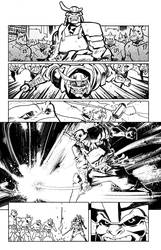 Turtles in Time pg 18 by dan-duncan