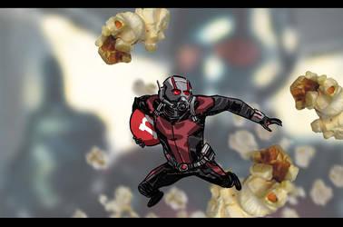 Ant-Man! by dan-duncan