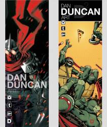 Banner designs by dan-duncan