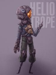 Heliotrope by Zonrox