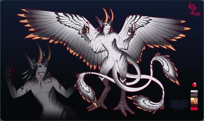 Secati custom: Inside Beast by ShemeiArt