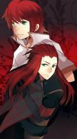 Tales of Abyss by Jeneko