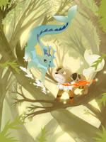 Commission: princessteeny63 by Jeneko