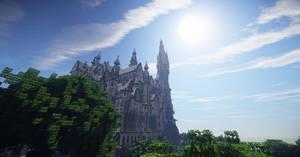 MC Forgotten Realms ~ Doru Yllium - Palace by TheRisen13
