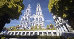 Ferrodwynn - Royal Cathedral by TheRisen13