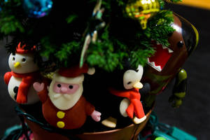 Christmas Camo~! by PiliBilli