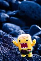 Rock climbing! by PiliBilli