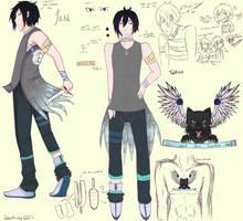 Utau: Ten Sukoshi concept by DeathRuby