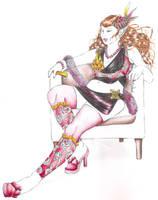 Viviane by Merlyn-Wooden