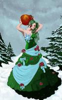 Christmas Spirit by Merlyn-Wooden