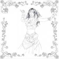 Kiriban 5 000 for Soturisi - Rutta Szarvas by Merlyn-Wooden
