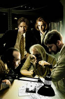 X-Files 1 by tshasteen