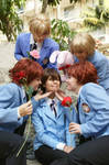 Ouran Host Club: Passion by xYaminogamex