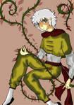Aprict's Ume Minamino (my version) by Gj2
