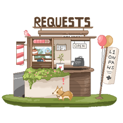 Requests Shop (speed pixel) by l1onpaws