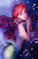 The Little Mermaid by RootisTabootus