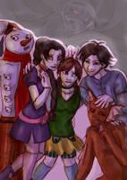 Friends by GenkiTenshi