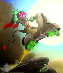 Sand race by Retromissile