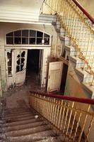 stairs in Beelitz by kearone