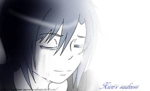 The Xion's Sadness by natsumi-warriors