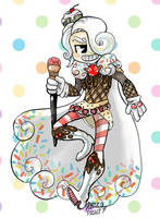 King Chantilly~ Deliciously Devious! by Retro-Sushi