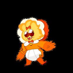 Baby Star Sunstone - Custom Adopt by Gaartes