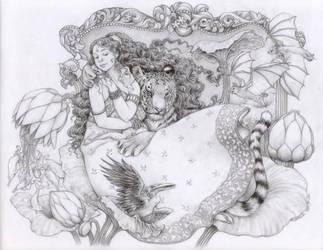 Tiger Lilly by betta-girl