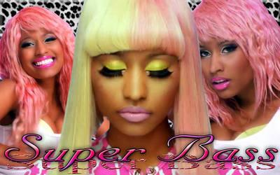 Nicki Minaj - Super Bass by PiinkylOve19