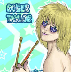 Mr. Taylor by HappyChupacabra