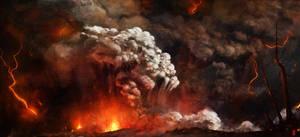 Eruption by TitusLunter
