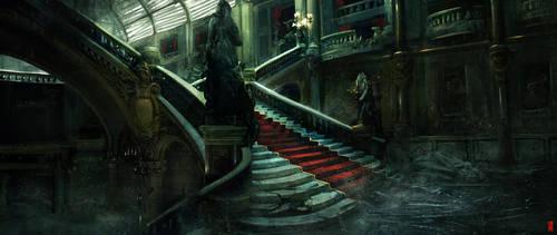 The Atrium by TitusLunter