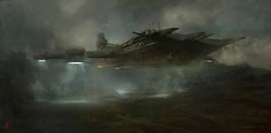 Acherons' Landing by TitusLunter