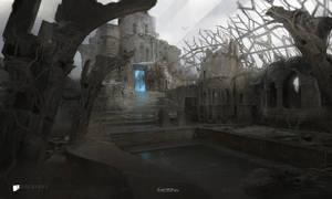 Return to Hata Zukal by TitusLunter