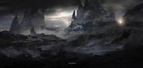 Ashlands by TitusLunter