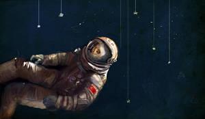 Cosmonauts heaven by SKoparov