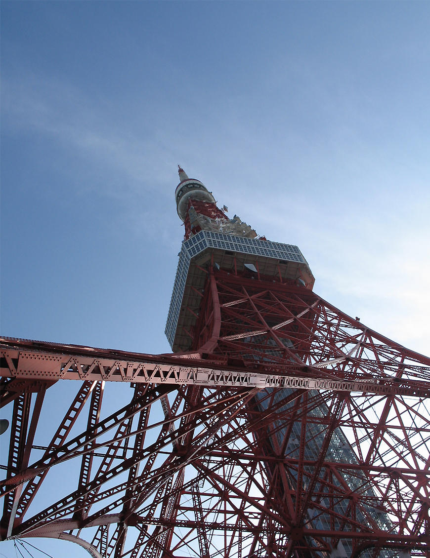 Tokyo Tower by ayaseXD