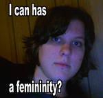 icanhasafemininity? by PipeDreamNo20