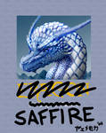 Saffire Cover by PipeDreamNo20