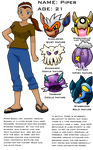 Pokemon ID by PipeDreamNo20