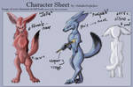 Werrets Character Sheet by PipeDreamNo20