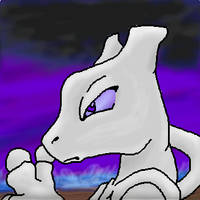 mewtwo by PipeDreamNo20