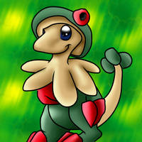 Breloom by PipeDreamNo20